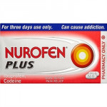 Nurofen Plus Tablets 24 Tablets