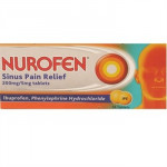 Nurofen Sinus Pain Relief Tablets