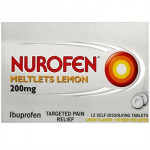 Nurofen Lemon Meltlets