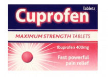 Cuprofen Maximum Strength 48 Tablets