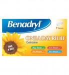 Benadryl One A Day Relief