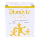 Dioralyte Citrus Powder Sachets
