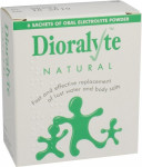 Dioralyte Natural Powder Sachets